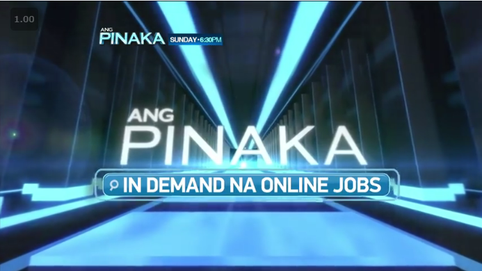 GMA News TV Ang Pinaka in-demand online jobs