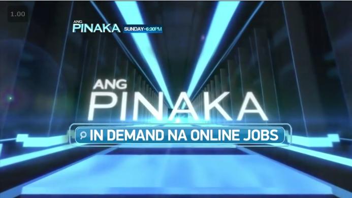 GMA News TV Ang Pinaka in-demand online jobs